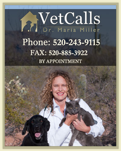 Contact Tucson Vetcalls Today